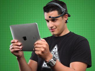 NeuroSky Mindwave Mobile EEG headset