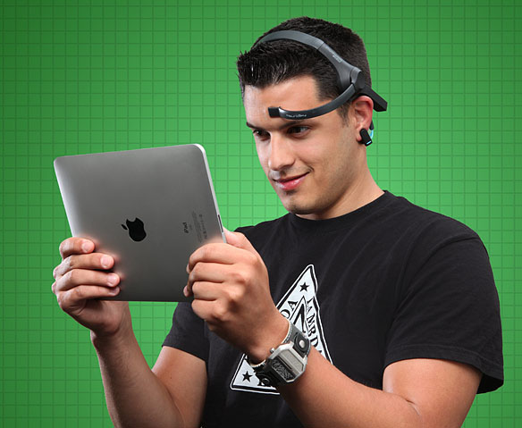 NeuroSky MindWave Mobile Headset