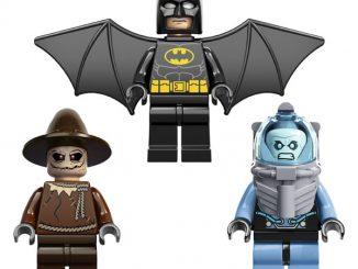 New 2013 LEGO Minifigures