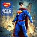 New 52 Alloy Superman Figure