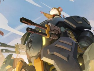 New Overwatch Hero: Wrecking Ball / Hammond