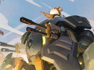 New Overwatch Hero: Wrecking Ball / Hammond
