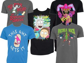 New Rick and Morty T-Shirts