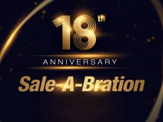 Newegg 18 Anniversary Sale