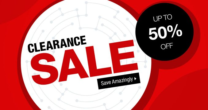 Newegg Clearance Sale