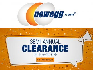 Newegg Semi-Annual Clearance