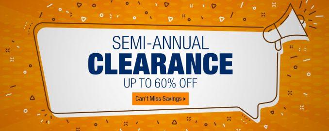 Newegg Semi-Annual Clearance Sale