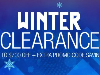 Newegg Winter Clearance