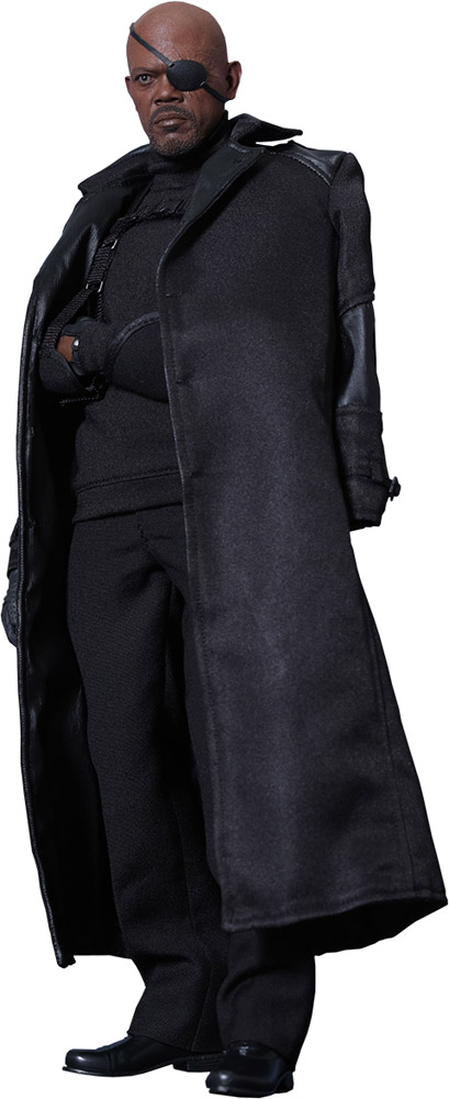 Nick Fury Sixth-Scale Figure