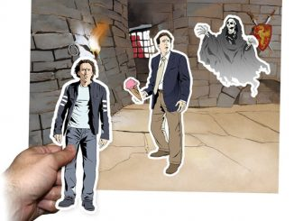 Nicolas Cage Adventure Set
