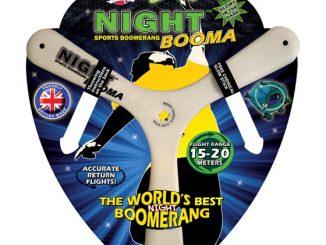 Night Magic Boomerang