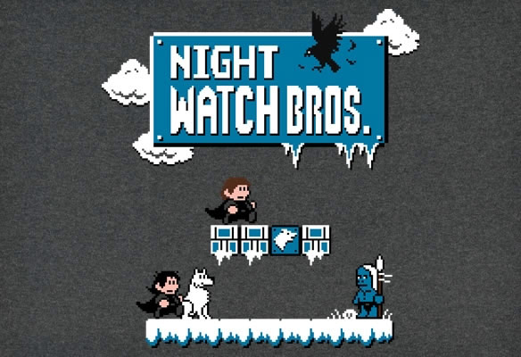 Night Watch Bros TShirt