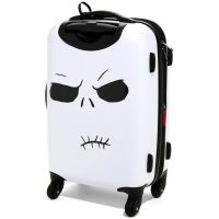 "Nightmare Before Christmas Bone Daddy 21"" Spinner Luggage"