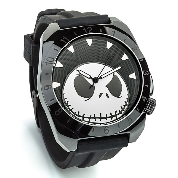 Nightmare Before Christmas Ceramic Watch