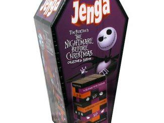 Nightmare Before Christmas Collector's Edition Jenga