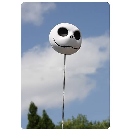 Nightmare Before Christmas Jack Antenna Topper