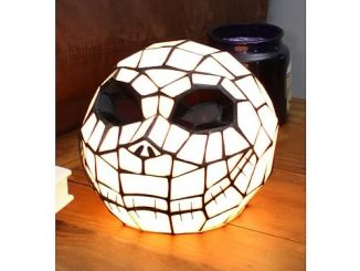 Nightmare Before Christmas Jack Head Lamp
