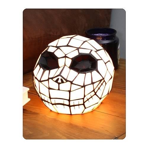 Nightmare Before Christmas Jack Head Lamp