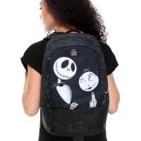 Nightmare Before Christmas Jack & Sally Backpack