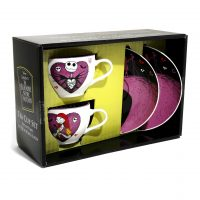 Nightmare Before Christmas Jack & Sally Teacup Set Box
