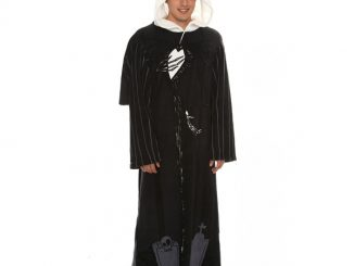 Nightmare Before Christmas Jack Skellington Snuggie Blanket
