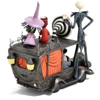 Nightmare Before Christmas Mayor Car Figurine