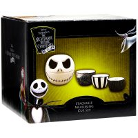 Nightmare Before Christmas Nesting Measuring Cups Box