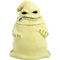 Nightmare Before Christmas Oogie Boogie Cookie Jar