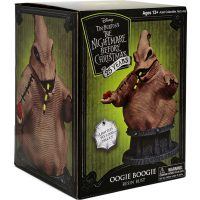 Nightmare Before Christmas Oogie Boogie Resin Bust Box