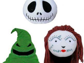 Nightmare Before Christmas Plush Pillows