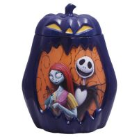 Nightmare Before Christmas Pumpkin Nightmare Cookie Jar