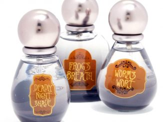 Nightmare Before Christmas Sally Potion Fragrance Set