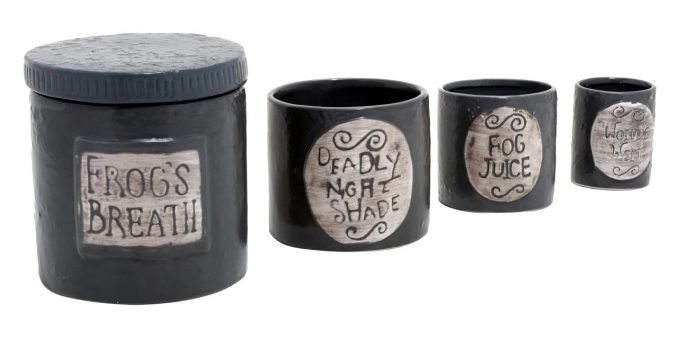 Nightmare Before Christmas Sally's Potions Measuring Cups