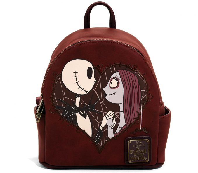 Nightmare Before Christmas Simply Meant to Be Mini Backpack