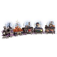 Nightmare Before Christmas Snow Globe Train