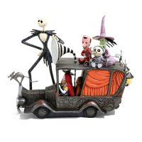 Nightmare Before Christmas Terror Triumphant Mayor Car Figurine