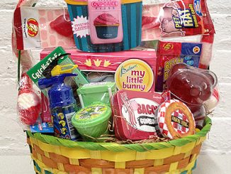 Nightmare Before Easter Basket