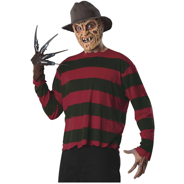 Nightmare On Elm Street Freddy's Costume Kit