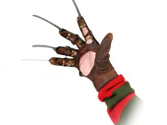 Nightmare on Elm Street Freddy Glove - Dream Warriors