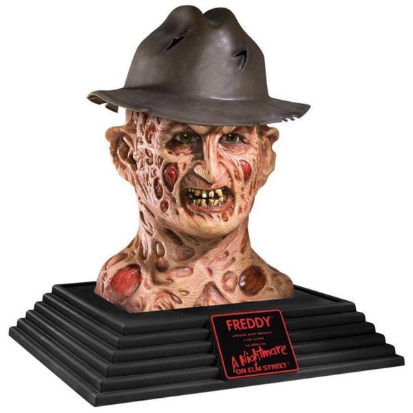 Nightmare on Elm Street Freddy Krueger Bust