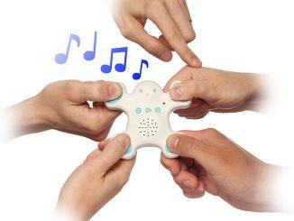 Ningen Gakki Body-Conductive Musical Instrument