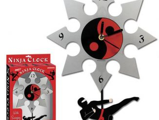 Ninja Clock