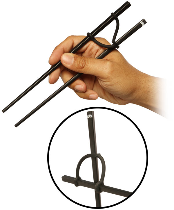 Ninja Fighting Chopsticks