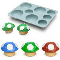 Nintendo 1 Up Mushroom Cupcake Pan