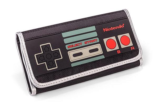 Nintendo Controller Trifold Wallet