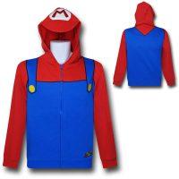 Nintendo Costume Mario Hoodie
