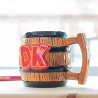 Nintendo DK Barrel Coffee Mug