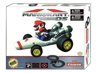 Nintendo DS Mario Kart Slot Car Set