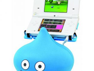 Nintendo DSi Dragon Quest Slime Speaker Stand