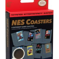 Nintendo Entertainment System Coasters